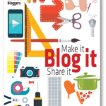 Boekreview van Make it, Blog it, Share it